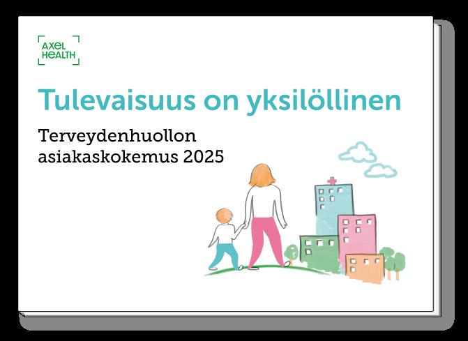 Terveydenhuollon asiakaskokemus 2025