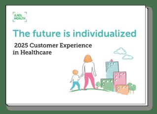 E-guide - 2025 Customer Experience in Healthcare